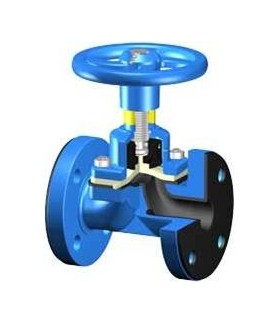 DIAVAL - Diaphragm valves