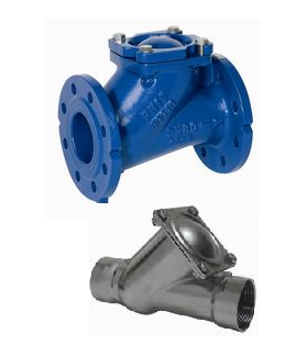 GENEBRE - Ball check valves