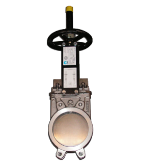 CMO - Knife gate valves