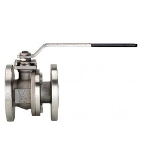 VALPRES- Ball valves flanged split body