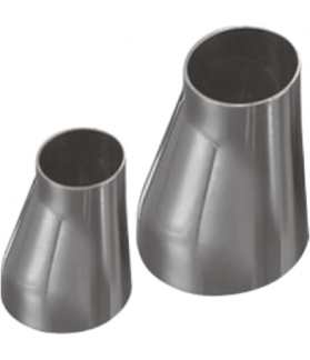 Dairy stainless steel reducers