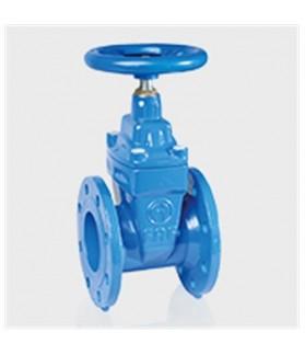 Resilient gate valve PN25
