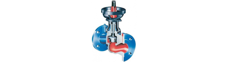 Flow Regulating Manual Valves