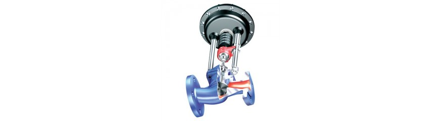 Actuated On-Off Valves